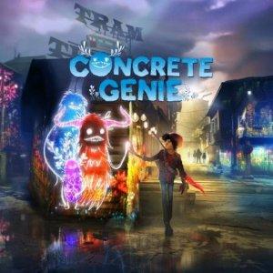Concrete Genie l เกมแอคชั่นผจญภัย ระเบิดสีสันกันเต็มที่
